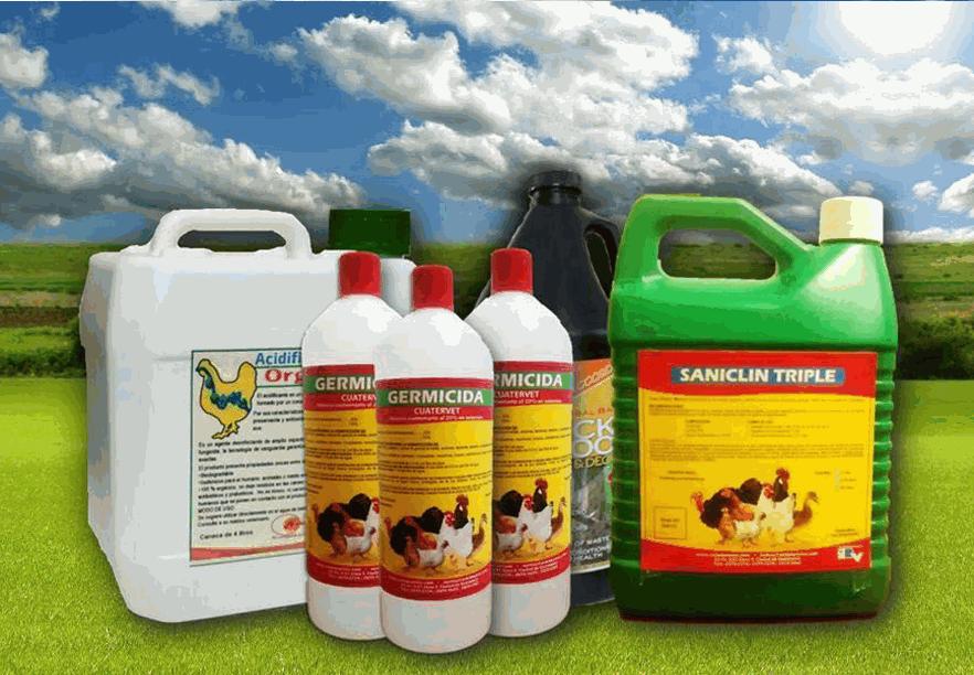 desinfectantes avindustrias
